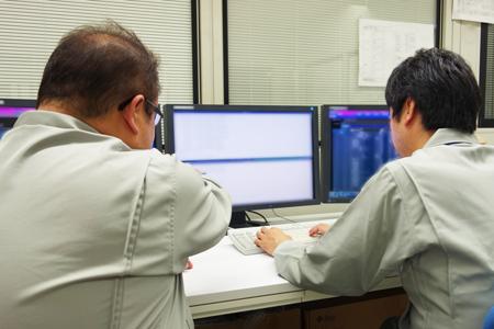 電力系統監視制御システム・電力需給管理システムの保守01