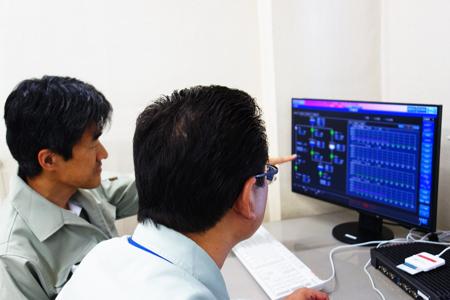 電力系統監視制御システム・電力需給管理システムの保守02