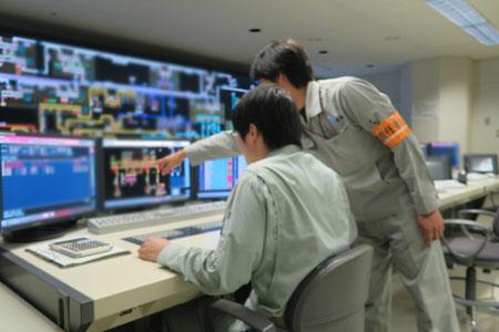 電力系統監視制御システム・電力需給管理システムの保守03