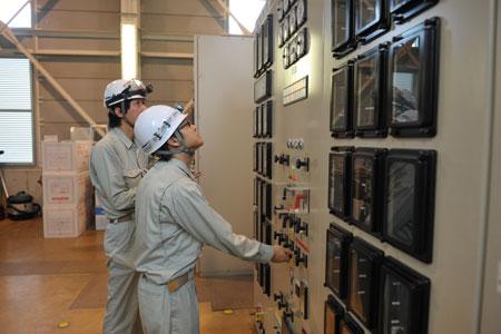 水力発電設備03