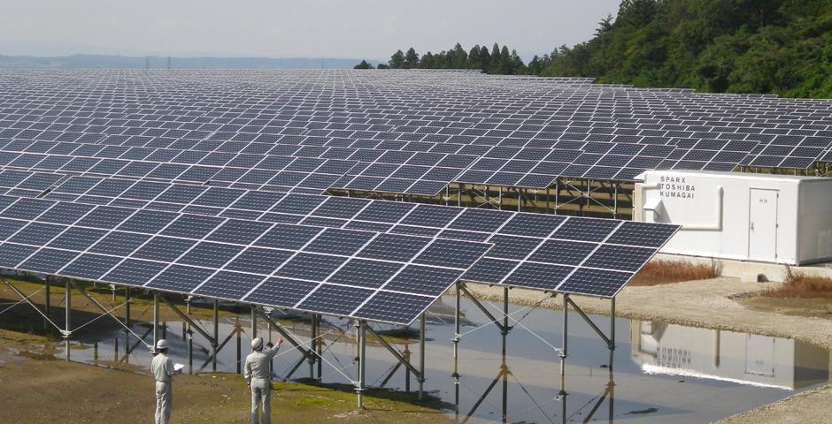 メガソーラー(太陽光発電設備)