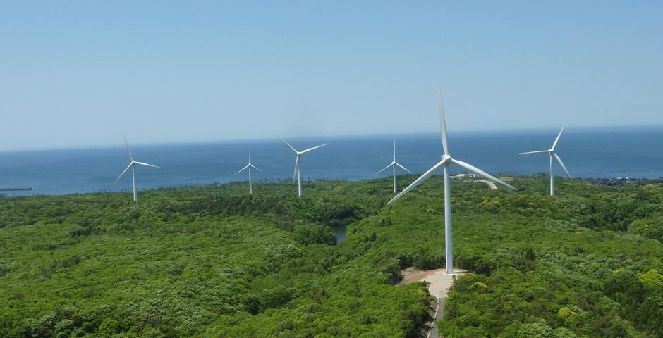 ウィンドファーム(風力発電)